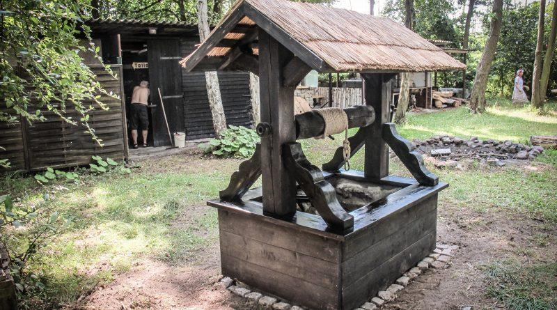 Unser Märchenbrunnen ist neu entstanden